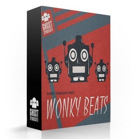 Wonky Beats, Trap, Beats, Future Beats, Ghost Syndicate, Sample Pack, Samples, 24bit WAV