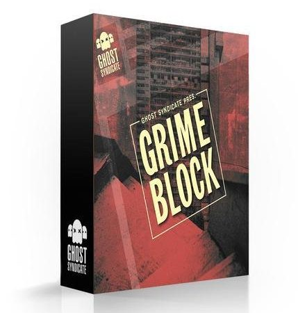 Grime Block, Grime, Dubstep, Ghost Syndicate, Sample Pack, Samples, 24bit WAV