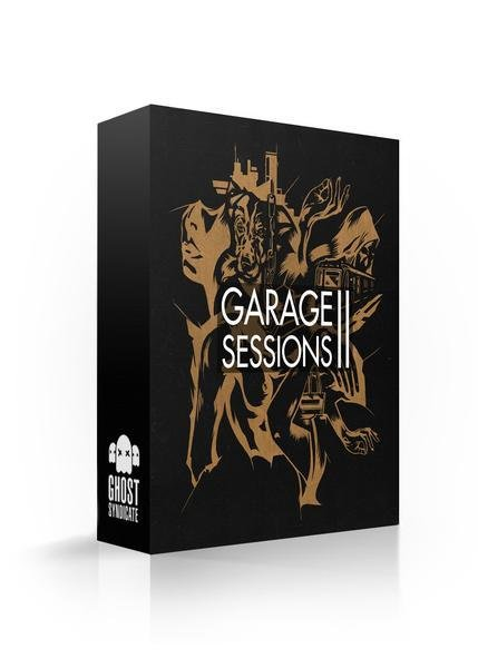 Garage sessions vol 2 sample pack future garage for Future garage sample pack
