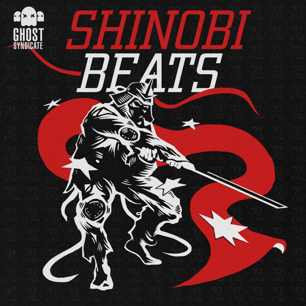 Shinobi Beats, Ghost Syndicate, Sample Pack, Samples, 24bit WAV