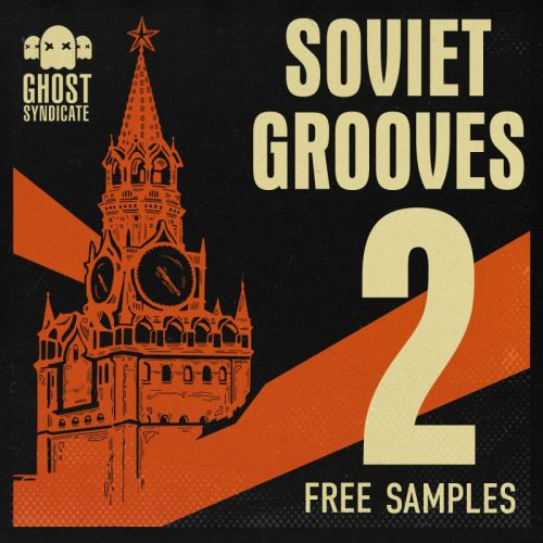 Soviet Grooves Vol.2, Free Samples, Free Sample Pack, Funk, Jazz, Ghost Syndicate, Sample Pack, Samples, 24bit WAV