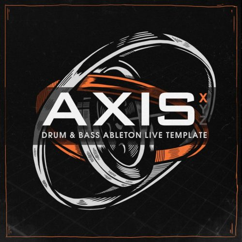 Axis X, Ableton Live Template, Samples, Loops, One Shots, Dub Techno, Techno, Ghost Syndicate