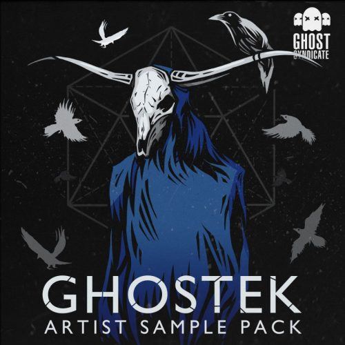 Ghostek Artist Sample Pack, Ghost Syndicate, 24 bit WAV Loops & One Shots
