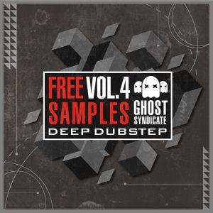 Free Samples Vol.4: Deep Dubstep, Ghost Syndicate, Sample Pack, Samples, 24bit WAV
