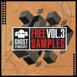 Free Samples Vol.3, Grime, Bass, Deep Dubstep, Drum & Bass, Ghost Syndicate, Sample Pack, Samples, 24bit WAV