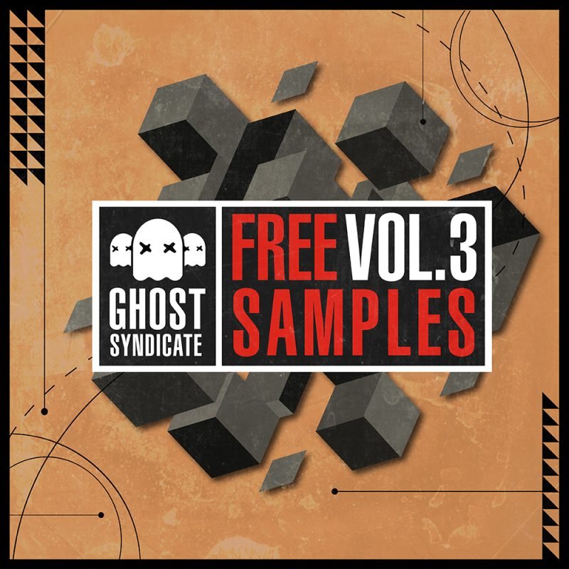 Free Samples Vol.3, Grime, Bass, Deep Dubstep, Drum & Bass, Ghost Syndicate, Sample Pack, Samples, 24bit WAV