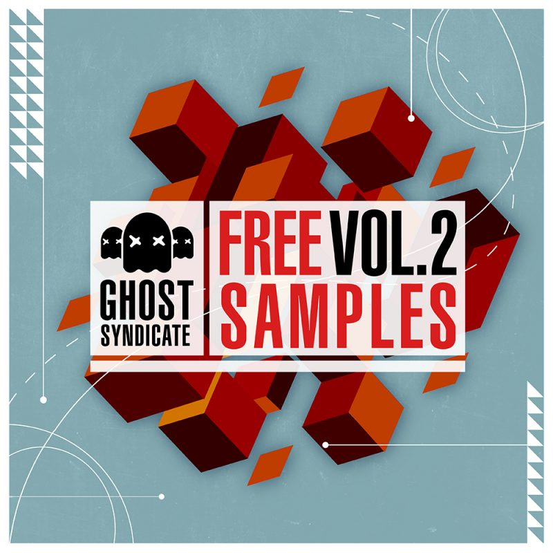 Free Samples Vol.2, Deep Dubstep, Drum & Bass, Future Beats, Grime, Bass, Ghost Syndicate, Sample Pack, Samples, 24bit WAV