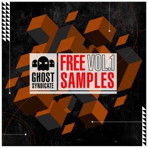 Free Samples Vol.1, Grime, Deep Dubstep, Future Beats, Drum & Bass, Ghost Syndicate, Sample Pack, Samples, 24bit WAV