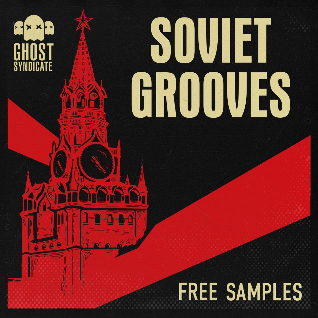 Soviet Grooves Vol.1, Free Samples, Free Sample Pack, Funk, Jazz, Ghost Syndicate, Sample Pack, Samples, 24bit WAV
