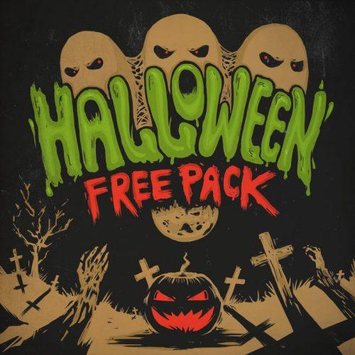 Halloween Free Samples, Ghost Syndicate, Sample Pack, Samples, 24bit WAV