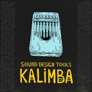 Sound Design Tools: Kalimba, Ghost Syndicate, Sample Pack, Samples, 24bit WAV