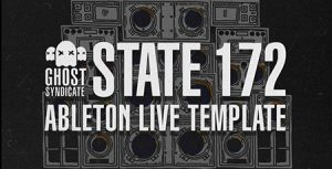 State 172 Ableton Live Template, Drum and Bass, Ghost Syndicate