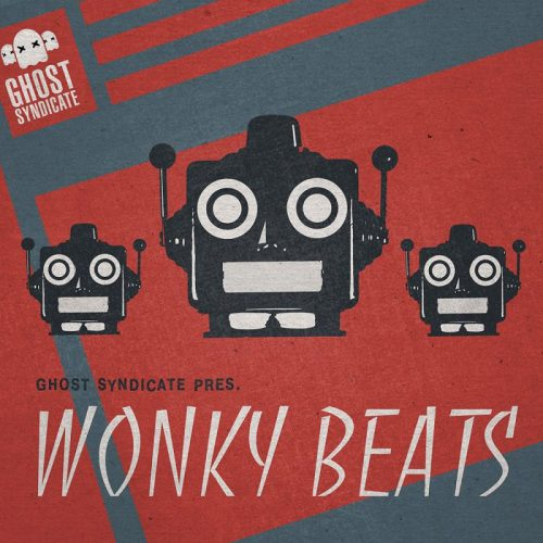 Wonky Beats | Future beats, Hip Hop, Halftime Sample Pack | Ghost