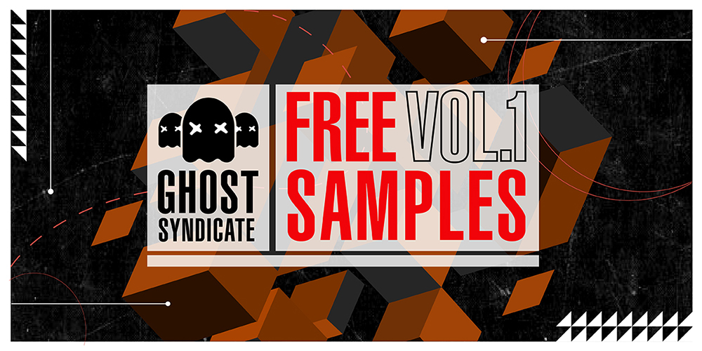 Free Samples Vol.1, Grime, Deep Dubstep, Future Beats, Drum & Bass, Ghost Syndicate, Sample Pack, Samples, 24bit WAV