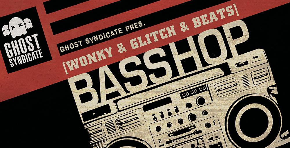 Basshop, Future Beats, Hip Hop, Beats, Ghost Syndicate, Sample Pack, Samples, 24bit WAV