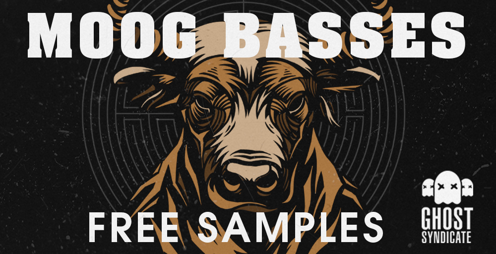 Free Samples: Moog Basses, Analog Sound, Free Download, Ghost Syndicate