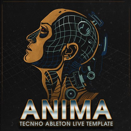 Anima, Ableton Live Template, Techno, Tech House, Ghost Syndicate, Sample Pack, Samples, 24bit WAV