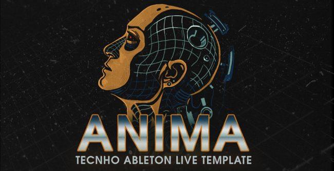 Anima, Ableton Live Template, Techno, Tech House, Ghost Syndicate, Sample Pack, Sample, 24bit WAV