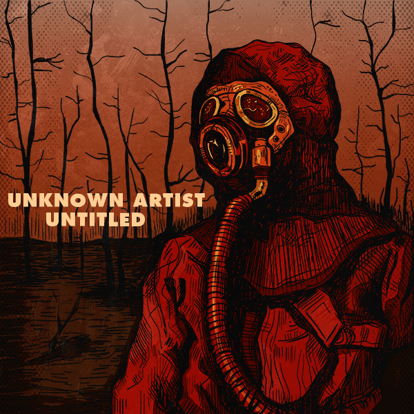 Gas Mask, Artwork, Album Cover Art