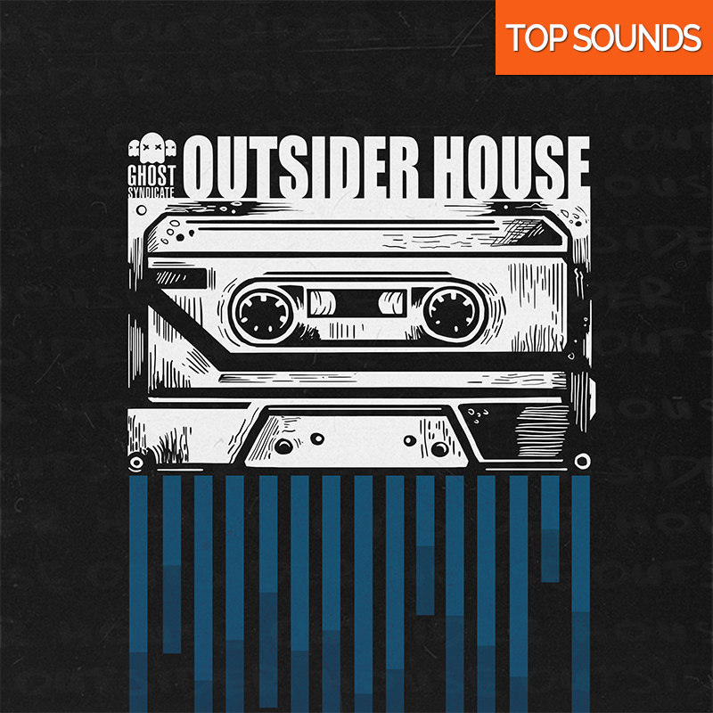 Ousider House, Ghost Syndicate, Sample Pack, Samples, 24bit WAV