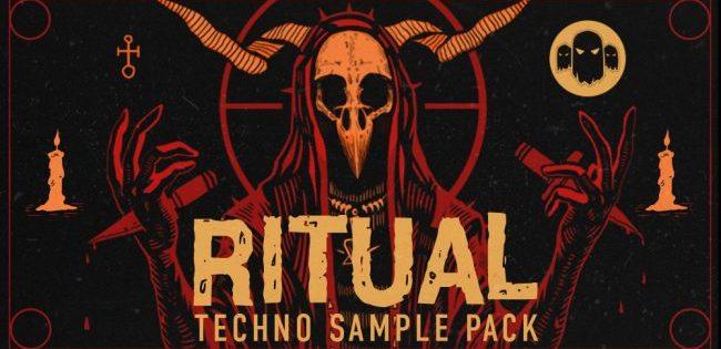 Ritual Sample Pack, Techno Samples & Loops, Warehouse Techno Sample Pack