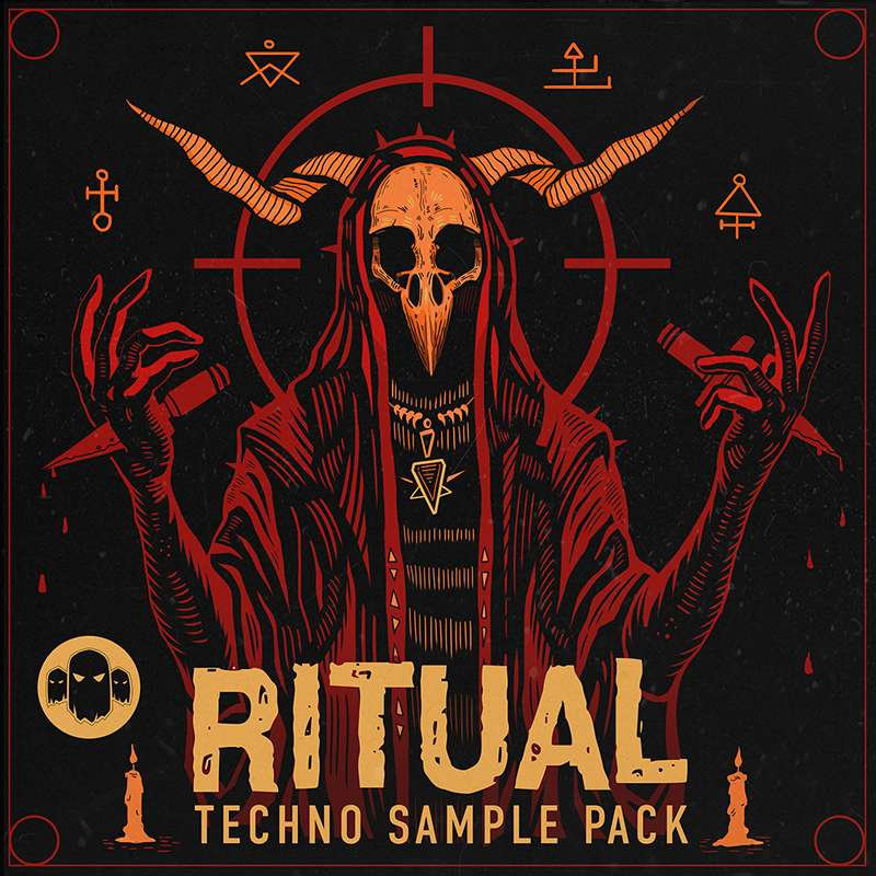 Ritual Sample Pack, Techno Samples & Loops, Warehouse Techno Sample Pack
