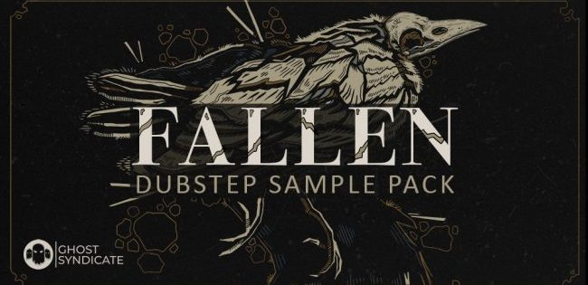 Fallen, Sample Pack, Ableton Live Template, Samples, Loops, One Shots, Dubstep, Ghost Syndicate
