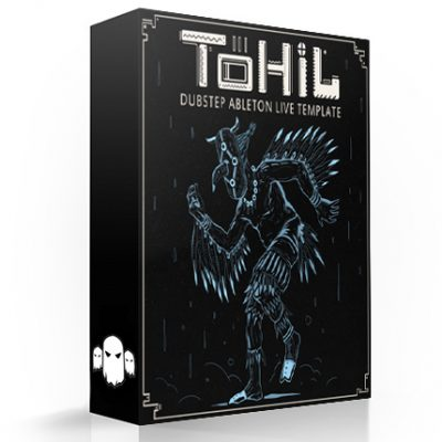 Ghost Syndicate Tohil Dubstep Template