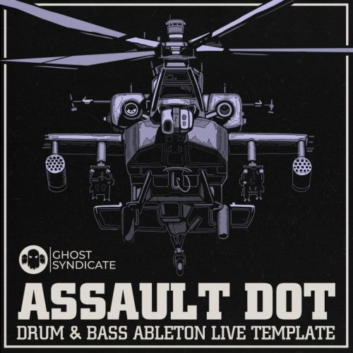 GS_AssaultDot_Drumandbass_Ableton_Template_2160x2160
