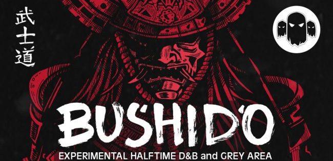 Bushido, Drum & Bass, Halftime, Halfstep, D&B, Sample Pack