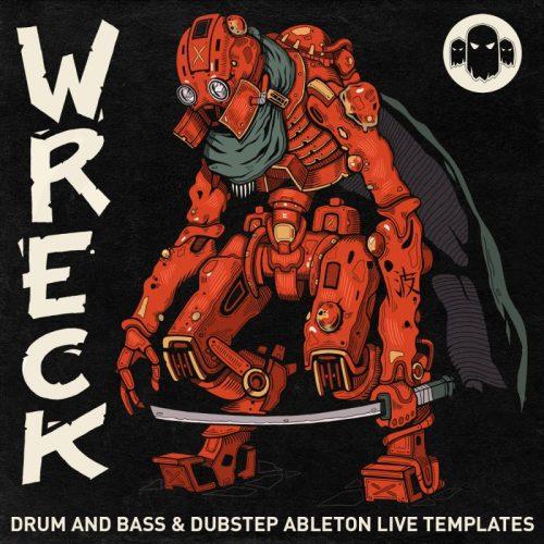 GS_Wreck_Dubstep_Drum&Bass_1400x1400