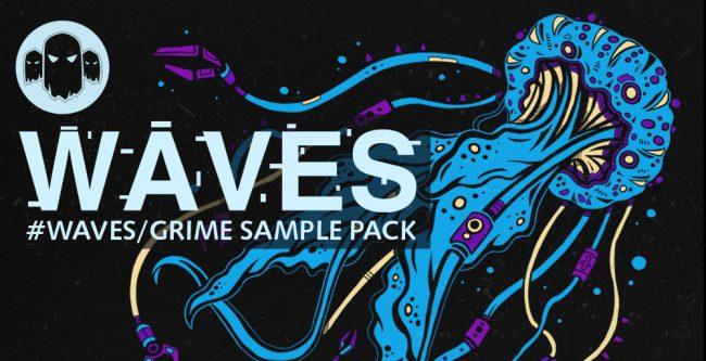 Waves - Grime Sample Pack