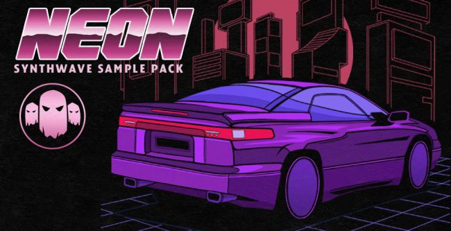 Neon - Synthwave Sample Pack