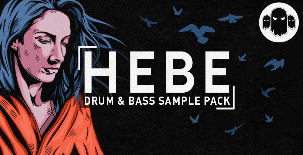 Hebe - Drum & Bass Sample Pack