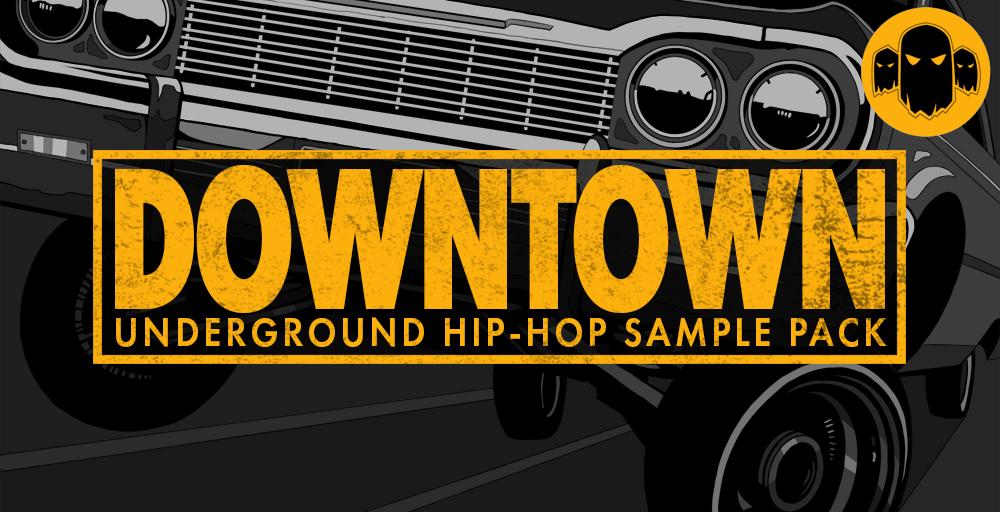 Downtown - Hip Hop Sample Pack