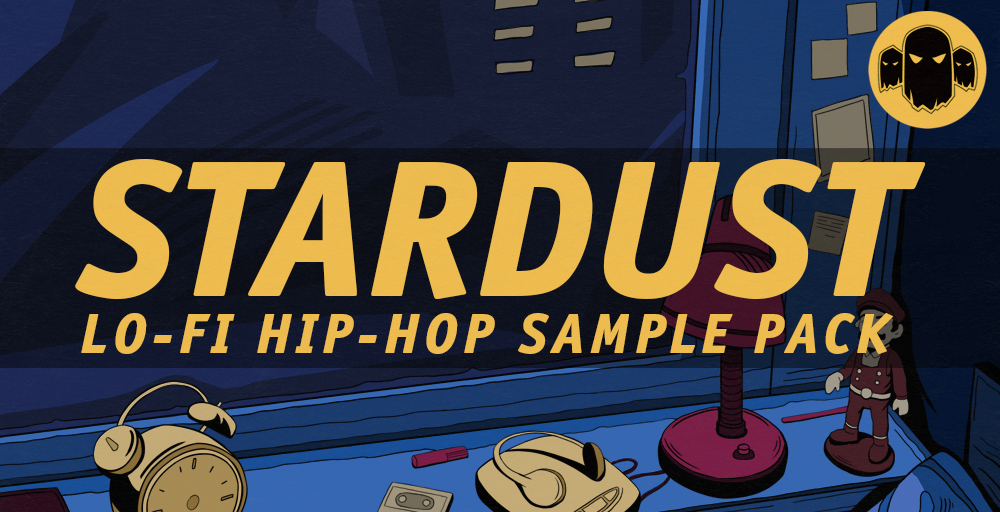 Stardust - Lofi Hip Hop Sample Pack