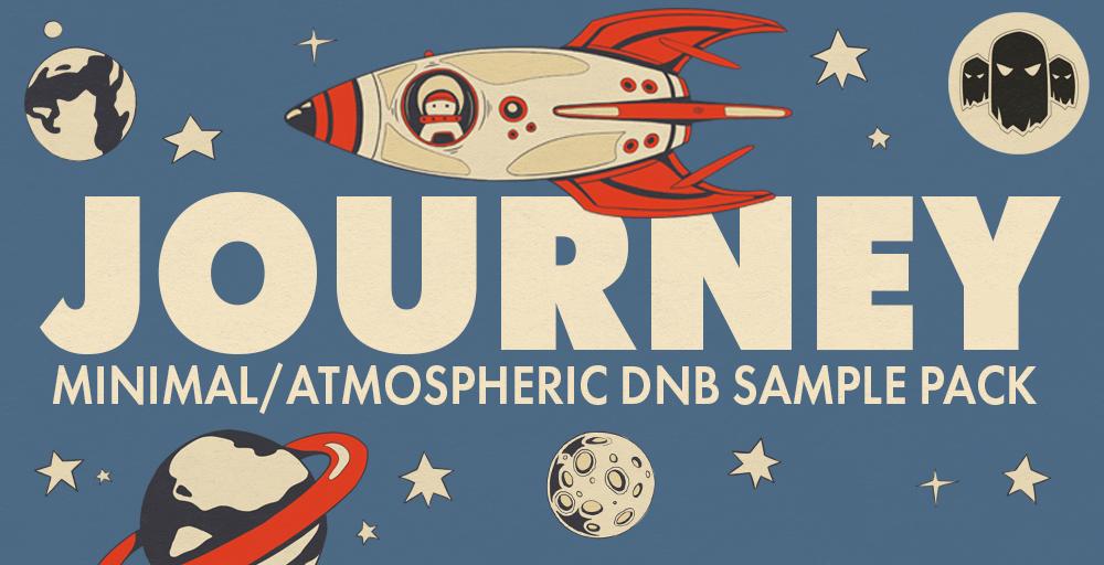 Journey - Minimal Drum & Bass Sample Pack