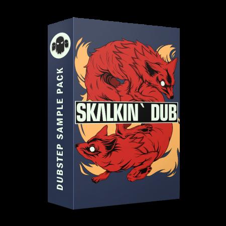 Skulkin Dub - Dubstep Sample Pack