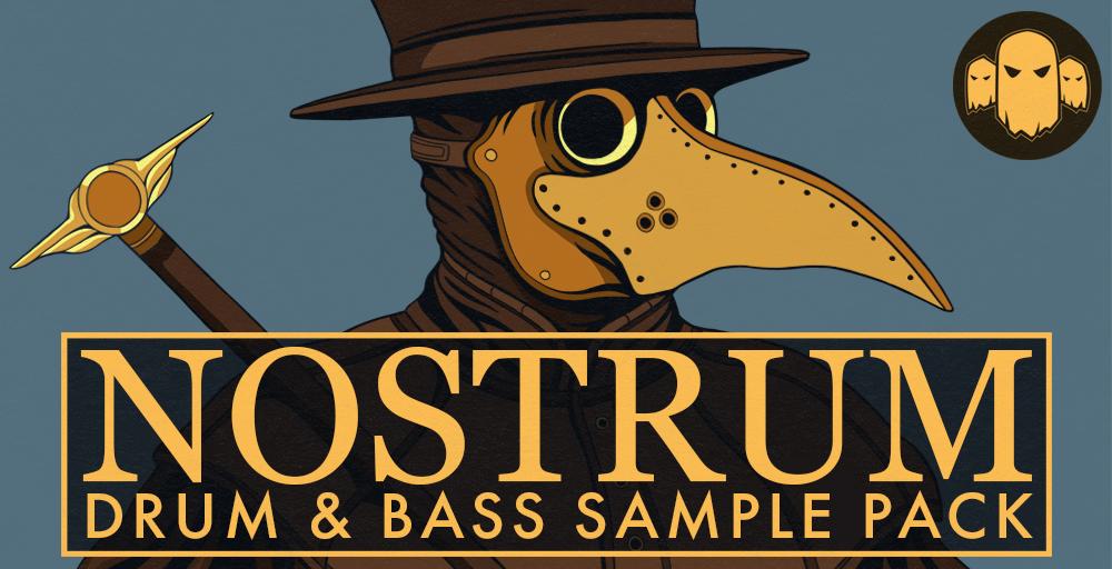 Nostrum - Drum & Bass Sample Pack