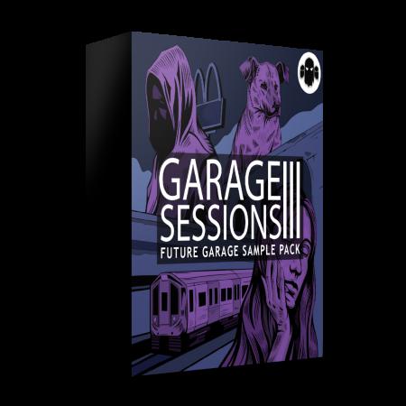 Garage Sessions Vol.3 - Free Future Garage Sample Pack