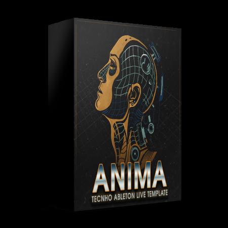 Anima - Techno Ableton Live Template