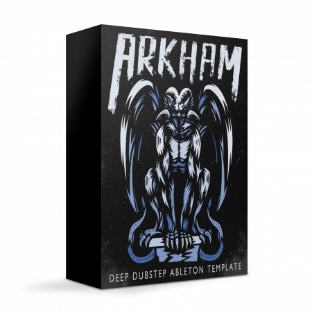 Arkham - Dubstep Ableton Live Template