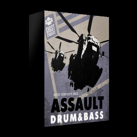 Assault DNB - Drum & Bass Sample Pack