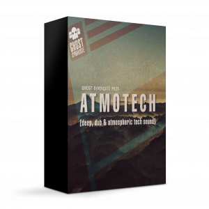Atmotech Vol.1, Techno, House, Ghost Syndicate, Sample Pack, Samples, 24bit WAV