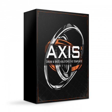 Axis X - Drum & Bass Ableton Live Template