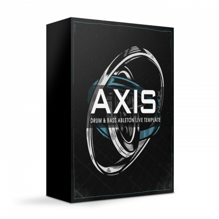 Axis Y - Drum & Bass Ableton Live Template