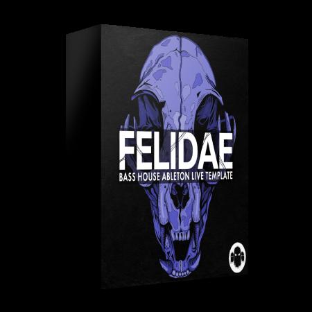 Felidae - Bass House Ableton Live Template