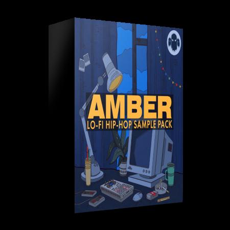 Amber - Lofi Hip Hop Sample Pack