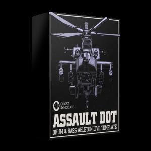 Assault Dot - Drum & Bass Ableton Live Template