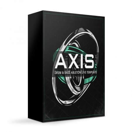 Axis Z - Drum & Bass Ableton Live Template